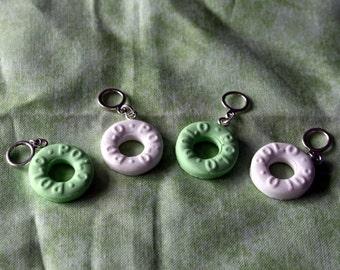 Stitchmarkers - Polo Mints - Stitch Markers