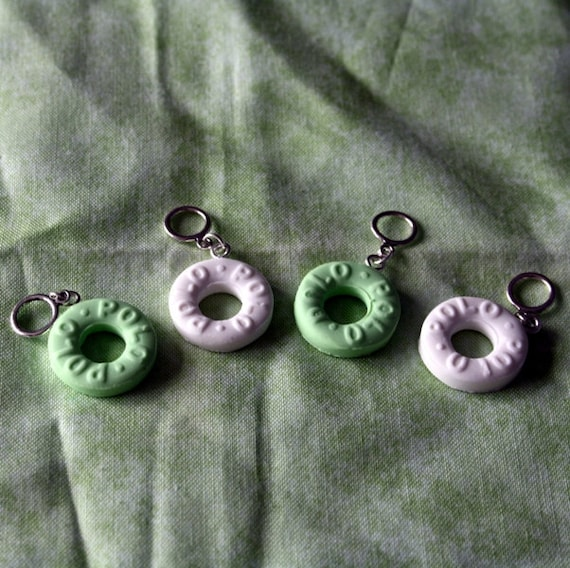 Stitchmarkers - Polo Mints - Stitch Markers