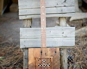 Kochel Box Guitar Handmade Cigar Box Guitar Blues Guitar Electric Guitar