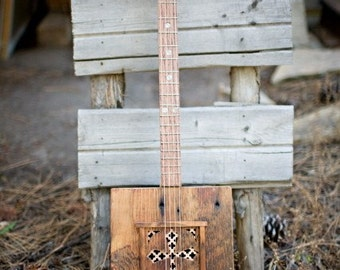 Kochel Box Guitar Handmade Cigar Box Guitar Blues Guitar Electric Guitar
