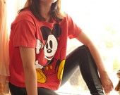 Mickey Mouse Top L