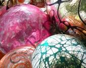 Painted Orbs