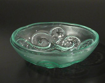 "Recycled Glass 8"" Bowl"