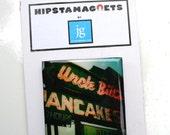 Photo Hipstamagnets Square Resin Tile (St. Louis uncle bills pancake house)