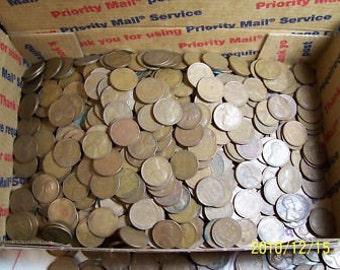 Rare wheat pennies 1944