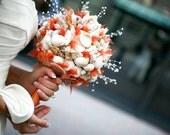 Custom Sea Shell Bouquet
