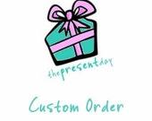Custom Order for SKOLEGO