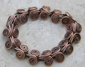 Egyptian Style Copper Bracelet