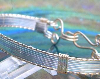 All Wire Unisex Bracelet