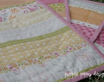 CUSTOM Set/4 Quilted Place mats