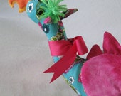 Dragon Friend, girl's soft toy