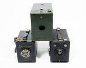 Art Deco Box Camera TRIO