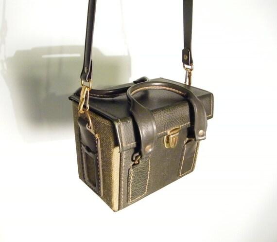 small Camera box bag