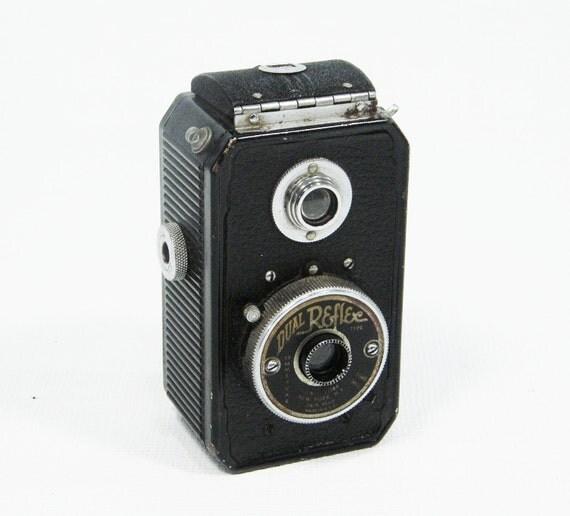 Vintage Dual Reflex Camera