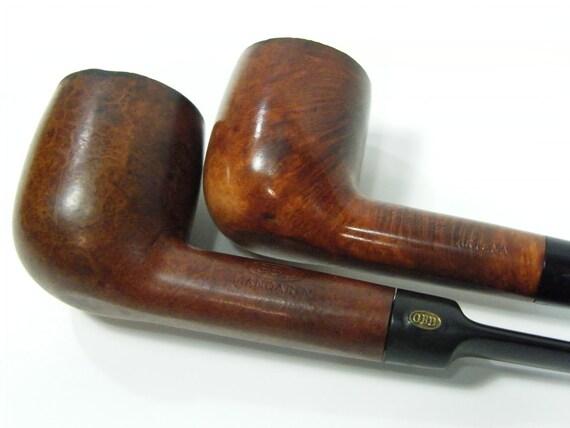 RESERVED for September vintage smoking pipes