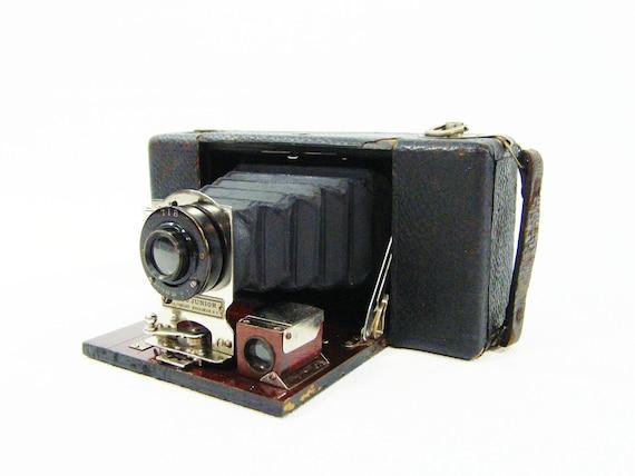 Antique Ansco folding camera