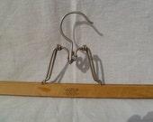 Vintage Setwell Wooden Pants Hanger