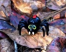 Itsy Bitsy Black Widow Spider - Ruby the Spider