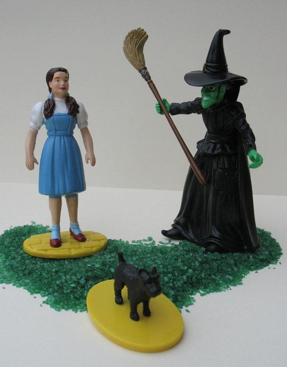 Items similar to SALE Wizard of Oz Cake Decoration Kit on Etsy
