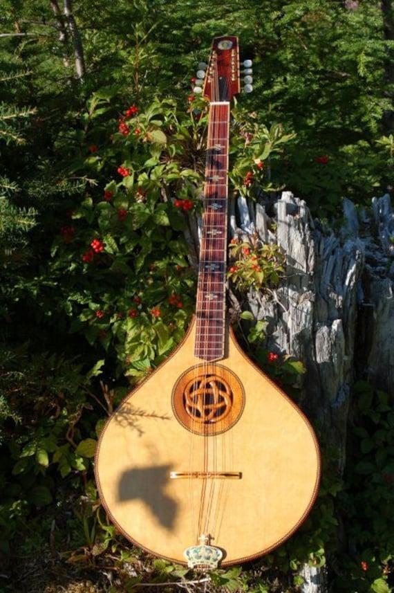 Irish Bouzouki/Octave Mandolin