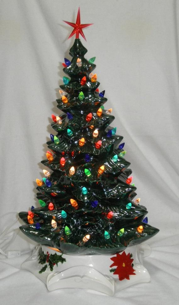 Christmas Tree Ceramic
