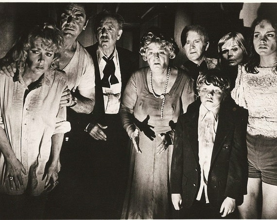 Red Buttons - Carol Lynley - The Poseidon Adventure - Vintage Movie Still - Cast Photo -  8 x 10