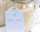 Cinnamon Vanilla All Natural Soy Candle