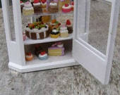 Not Another cake stand dollhouse miniature