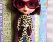 Groovy Pantsuit for Blythe