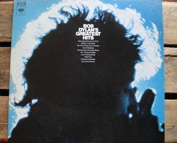 Bob Dylan Greatest Hits Vol 1 Vinyl Lp Ex By Thewaybackmachine