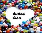 Custom Order for LHM