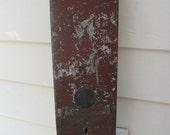 Vintage Metal Slot Mailbox