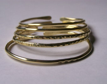 brass bangles set
