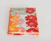 Marigold Flowers Accordion Book
