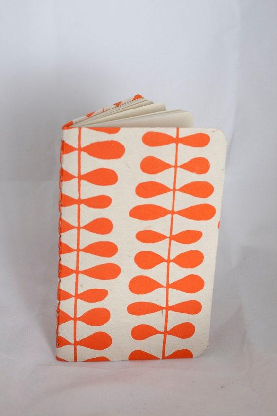 Orange Lokta  Bean Journal