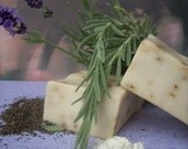 Lavender and Mint 2 bars soap