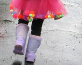 The Prettiest Pink Pompom Tutu