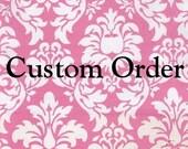 Reserved order for Megan