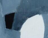 Small Original Abstract Painting Rumination 16