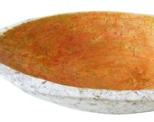 Stone Shaped Bowl (Special pencil paint)