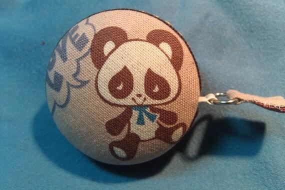 Love and Peace Panda Tape Measure