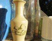 1970s Mushroom Vase - Small Kitchen Vase