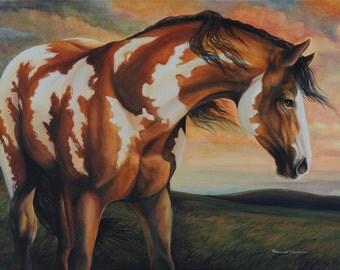 Fine Art Print My Neighbor S Cow