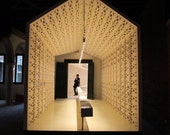 Venice - the Singapore exhibit at the Architecture Biennale