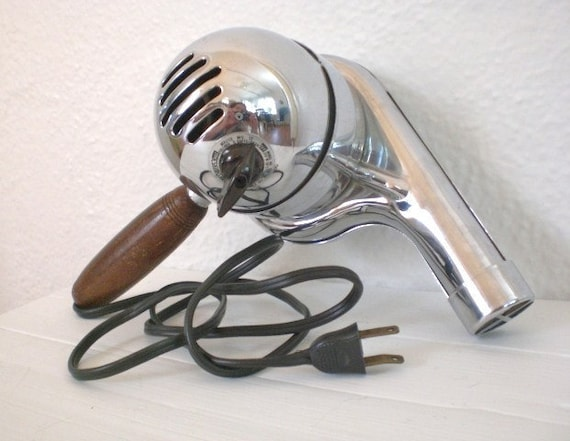 Vintage Eskimo Hair Dryer Model 775 1950's