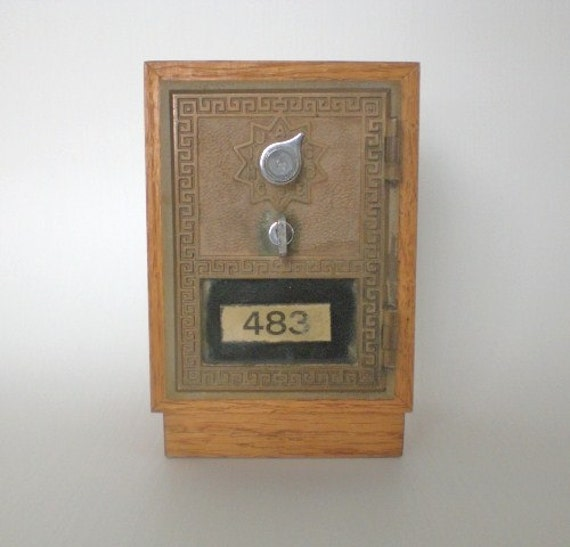 how to change post office box combination