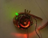 Steampunk Light-Up Headphones