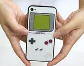 Nintendo Game Boy - iPhone 4 Skin