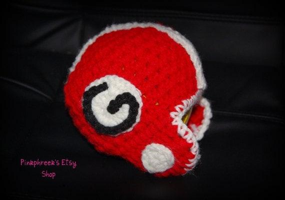 Custom made Baby Football Helmet