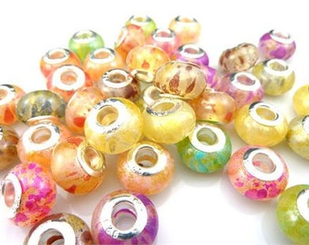 LAST ONES: 5 dread beads
